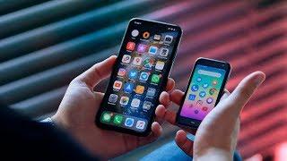 Самый маленький смартфон в мире – Palm!