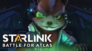 Starlink: Battle For Atlas - Official Star Fox Trailer | E3 2018