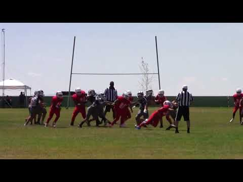 NMYAFL Highlight Videos - Fall Season - Game 1