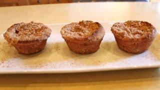 Vegan Apple Pie Muffin Recipe Inspired By G.i. Joe!
