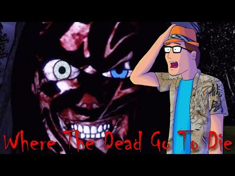 AniMat Watches Where The Dead Go To Die