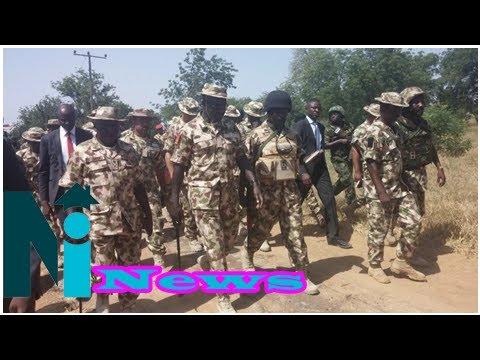 Nigerian Army arrests 12 herdsmen destroying farmland in Benue