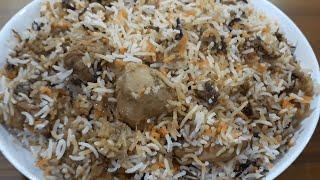 Chicken Dum Biryani[]Hyderabadi Chicken Dum Biryani[]हैदराबादी चिकन दम दम