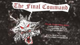 THE FINAL COMMAND - 03 DE OCTUBRE 2015 - ARENA RECOLETA (PROMO VIDEO)