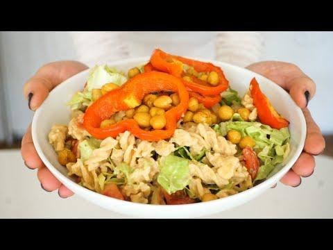 4 веганских блюда, без которых я не могу жить | высокое содержание белка