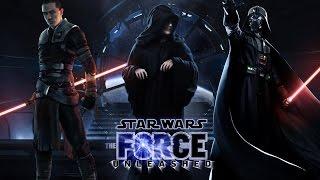 Galen Marek vs Darth Vader and Sidious HD