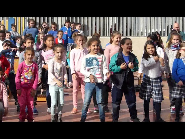 Curs 2017-18 - Festa de la Tardor - Recuerdos de la Alhambra - Cor Escolar