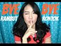 BYE-BYE RAMBUT RONTOK! HOLLA RAMBUT BADAI! 2017 / INDONESIA