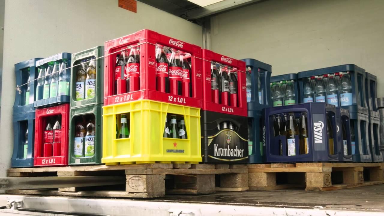 Getränkefachgroßhandel Hermann Wecken in Neustadt bei Hannover - YouTube