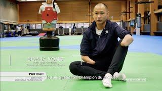Portrait Bopha Kong - Champions d'Exception - Handisport TV