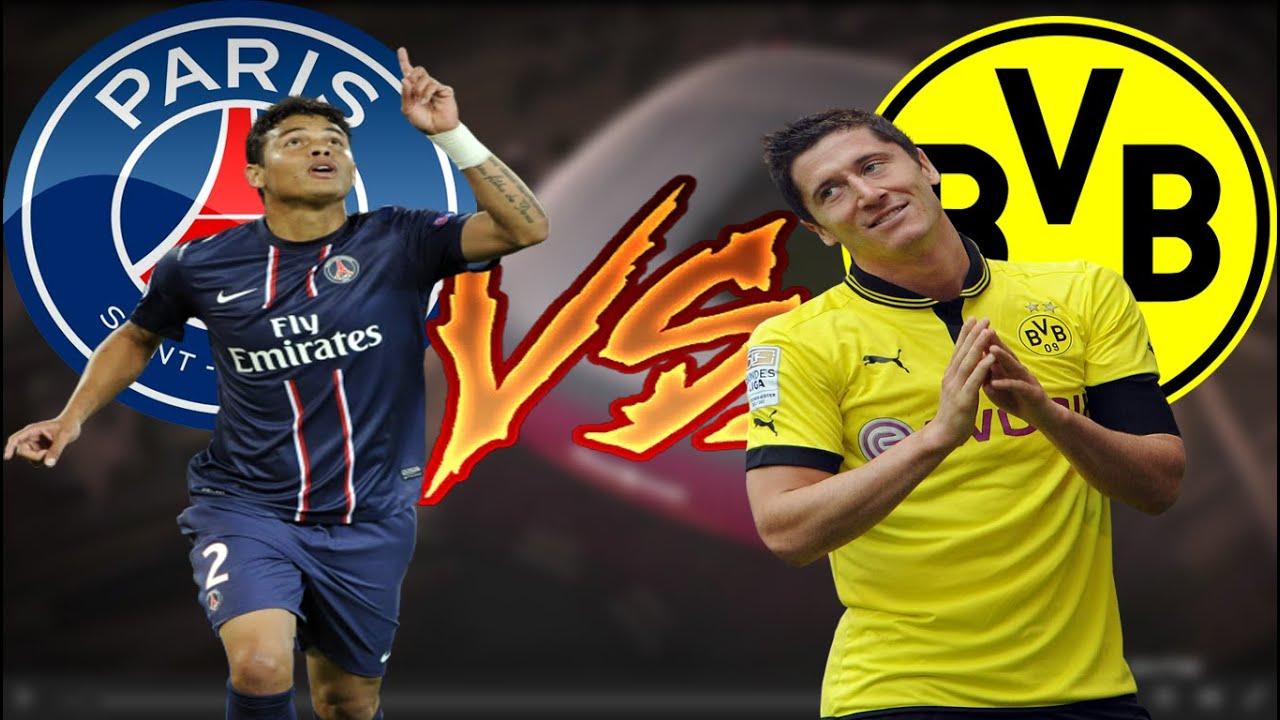 Borussia Dortmund Paris Saint Germain