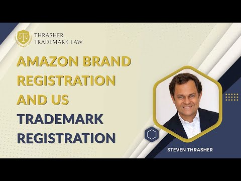 brand registration amazon