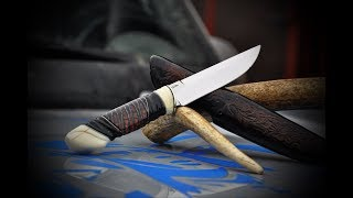 Изготовление Ножа Артемиды