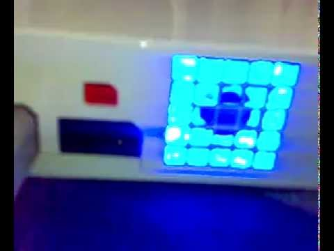 Pewdiepie S Wii U Led Light Mod 2 Youtube