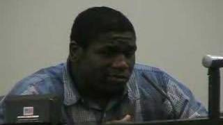 Stacy Brown murder trial, Day 2