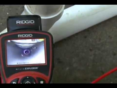 Sewer Video Camera Inspection Service Company