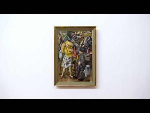 Tate Britain Slideshow - London - January 2017