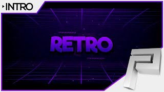 [2D Intro] Retro ➟ By PhantomFX | Paid