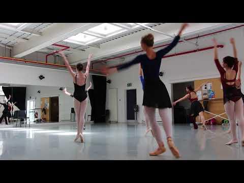 Ballet Masterclass - Variations class