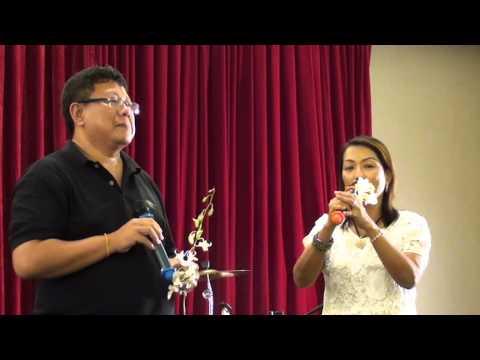 Dhamma Brothers & Sisters's Organizer Nyi Ma Nila Aung Birthday