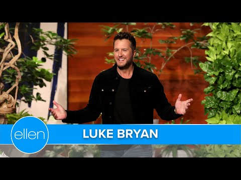 Luke Bryan Says COVID Was His Longest Stint Without A Beer