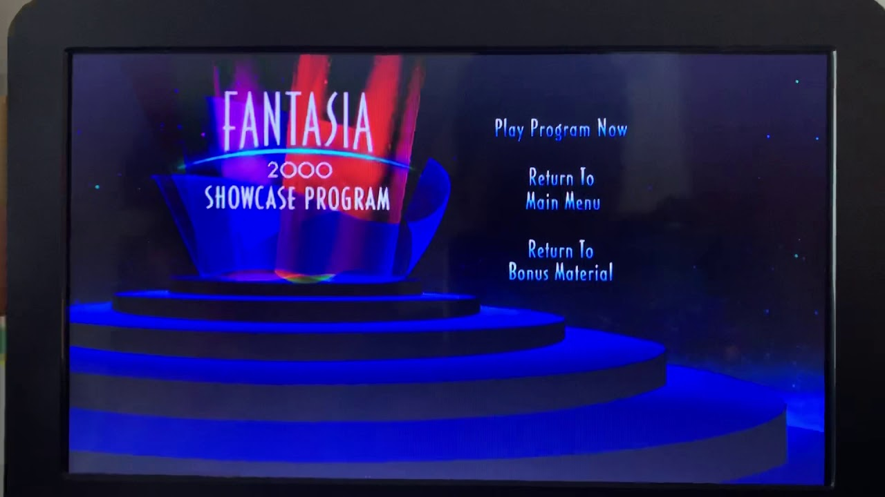 Download Fantasia 2000 (1999) DVD Menu Soundtrack