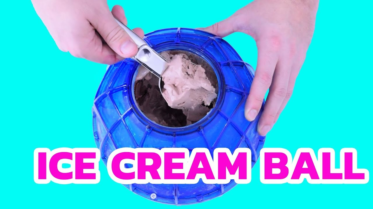 Ice Cream Maker Ball Kick Roll The Ice Cream Maker Toy For