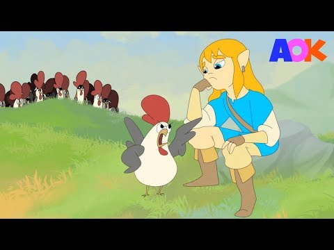 ZELDA: BREATH OF THE WILD - AFTER THE GAME