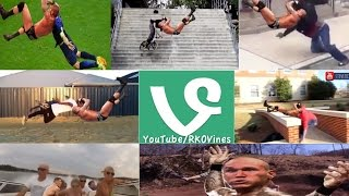 Randy Orton RKO Compilation - Outta Nowhere WWE [Best Top Vine] ALL NEW Vine PART2