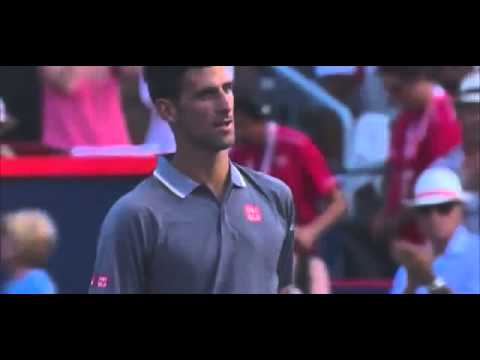 Murray beats Djokovic in three sets to win the Rogers Cup