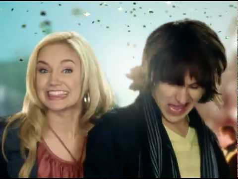 Mitchel Musso, Tiffany Thornton - Let It Go (from