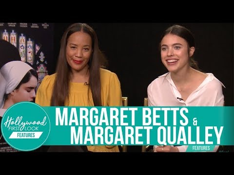 Margaret Betts & Margaret Qualley Exclusive  The Making of NOVITIATE 2017