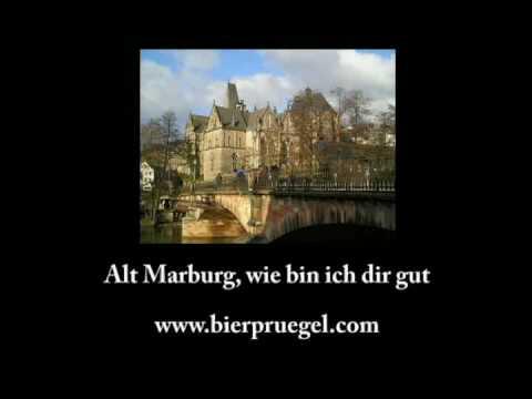 Alt Marburg wie bin ich dir gut