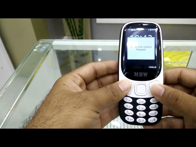 Hindi | Fake Nokia 3310 (Fake Copy) Unboxing  Available In