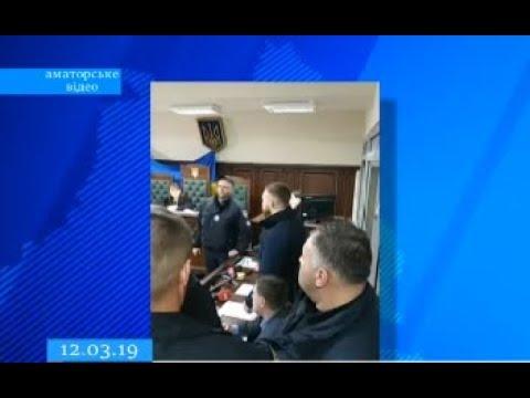 ТРК ВіККА: Одразу п'ятеро депутатів готові взяти на поруки голову обласного осередку «Нацкорпусу»