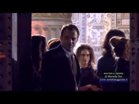 Alessandro Preziosi a Firenze, I MEDICI red carpet