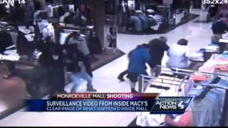 Surveillance video of Monroeville Mall shooting played at suspect
