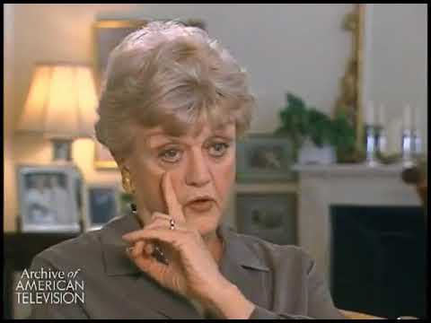 Angela Lansbury Archive of American Television  Part 2