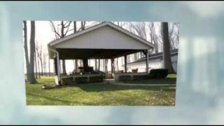 Large Ranch With Additional Acres & A Picnic Shelter In Lewisburg, Ohio