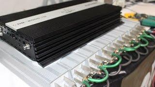 Alphard Sound Technology: анонс и тест нового усилителя Deaf Bonce DB-2000.1D