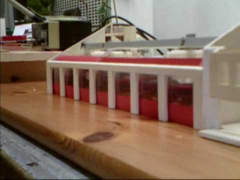 funktionstest der tore feuerwehr kandel in 1 87 youtube. Black Bedroom Furniture Sets. Home Design Ideas