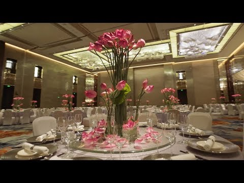 Jing An Grand Ballroom at Jing An Shangri-La, West Shanghai