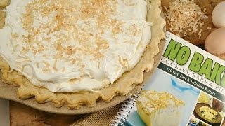 Coconut Cream Pie Recipe - How To Make Homemade Coconut Cream Pie | Radacutlery.com
