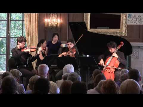 Leon Fleisher Chamber Music Masterclass July 19, 2016