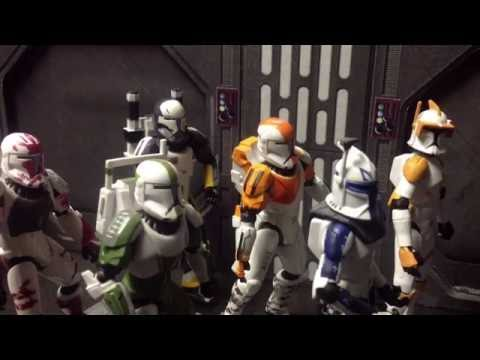 """Star Wars Stop Motion """" The Briefing"""""""