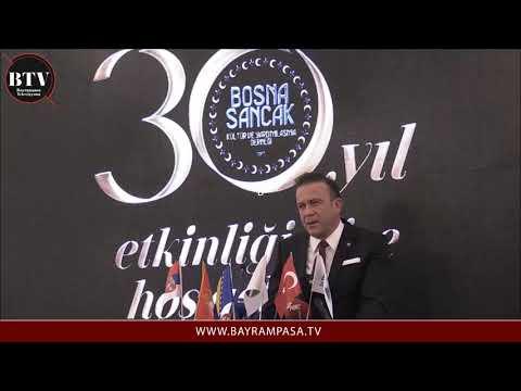 Btv - Bosna Sancak Kültür Ve Yardımlaşma Derneği 30. Yılı Kutlaması