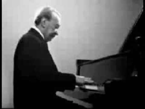 Moiseiwitsch on Rachmaninoff