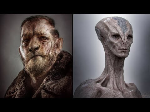 The Art Of Iconic Creature Design: Photobashing And ZBrush Workflows With Aaron Sims