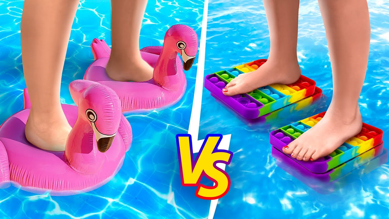 Download Walk on Water Shoes! / Do They Actually Work?