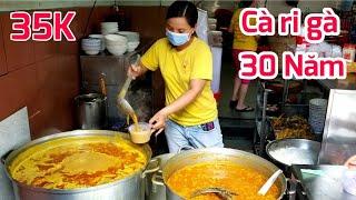 Có Gì Trong Cà Ri Gà (gốc Hoa) Hơn 30 Năm Trứ Danh Sài Gòn | Saigon Travel